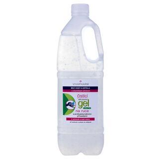 Antebakteryjny żel do rąk z aloesem i TTO 1 litr
