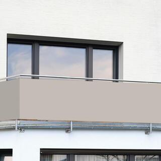Osłona balkonowa BEŻOWA