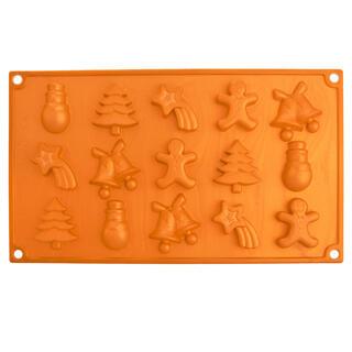 Forma silikonowa do czekoladek CHRISTMAS