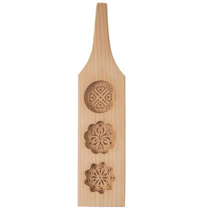 Drewniana forma do wytłaczania KÓŁECZKO