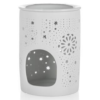 Porcelanowa aromalampa GWIAZDY