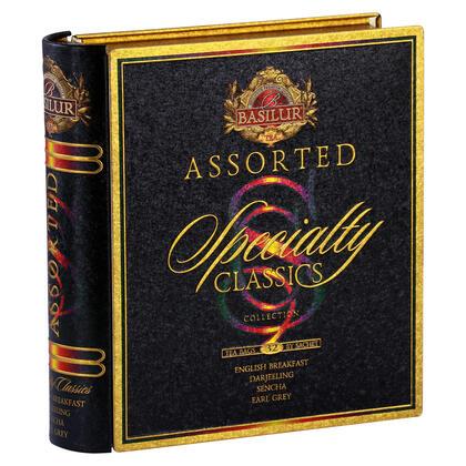 Herbaciana książka Specialty classics 32 torebek