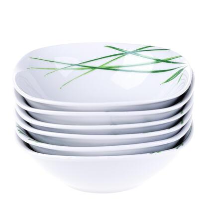 Zestaw porcelanowych misek DELIA 6 szt.