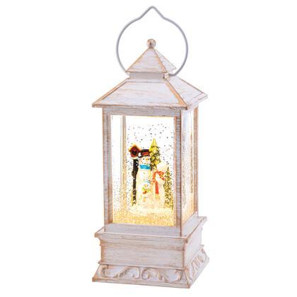 Dekoracja świąteczna LATARNIA z LED