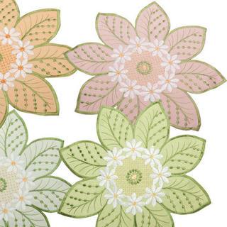 Podkładki na stół kwiaty