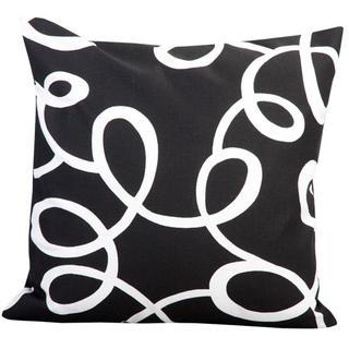 Poszewka na poduszkę z kolekcji Esprit czarna