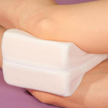 Poduszka ortopedyczna pomiędzy kolana