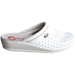 Pantofle damskie z zakrytymi palcami