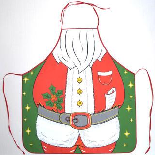 Fartuch kuchenny Santa