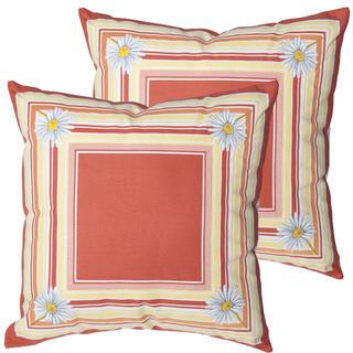 Poduszka dekoracyjna Jastrun brązowy 2 szt.