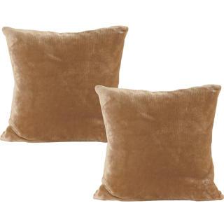 Poszewki mikropluszowe na poduszki orzeszkowe 2 szt.
