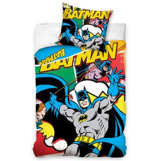 Pościel dziecięca Batman komiks
