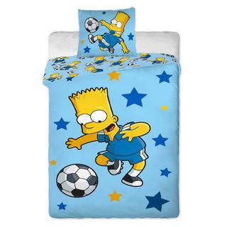 Pościel dziecięca Bart Simpson