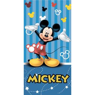 Ręcznik kąpielowy dla dzieci bawełniany Mickey