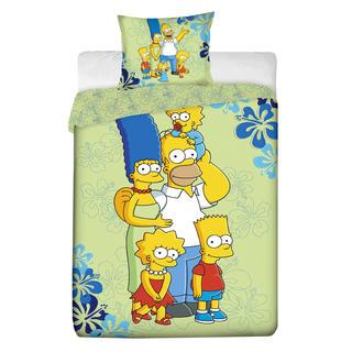 Pościel dziecięca Simpson