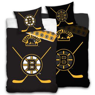 Pościel bawełniana NHL Boston Bruins
