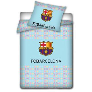 Pościel dziecięca do łóżeczka FC Barcelona