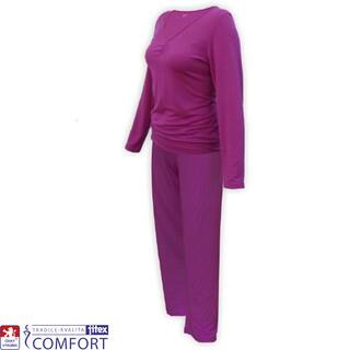 Piżama damska funkcyjna Julepa fioletowa