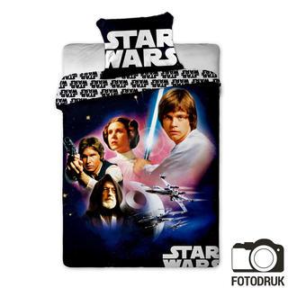 Pościel dziecięca Star Wars początek
