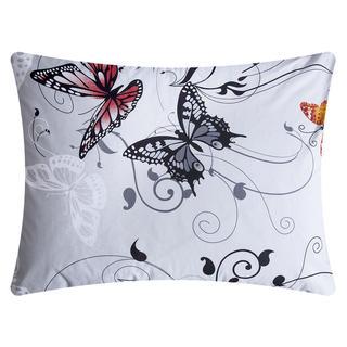 Poszewka bawełniana na poduszkę Butterfly 70 x 90 cm