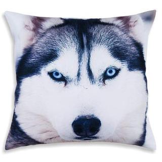 Dekoracyjna poszewka na poduszkę Husky