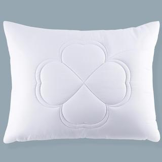 Poduszka pikowana ze satynowym wsypem