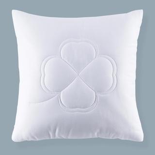 Poduszka przeszywana ze satynowym wsypem