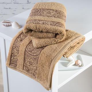 Ręczniki frotté Madryd piaskowy