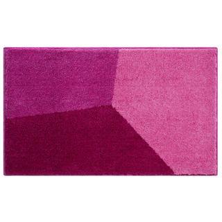 Dywanik łazienkowy SHI różowy