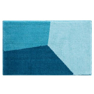 Dywanik łazienkowy SHI niebieskozielony