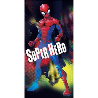 Dziecięcy ręcznik kąpielowy SPIDERMAN Hero 70 x 140 cm