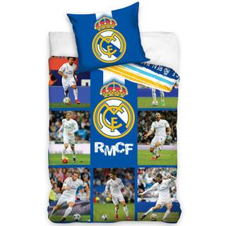 Pościel bawełniana FC Real Madrid