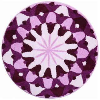 Dywan zpowłoką antypoślizgową Mandala WIEDZA