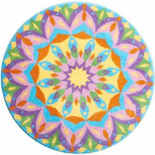 Dywan zpowłoką antypoślizgową Mandala NARODZINY
