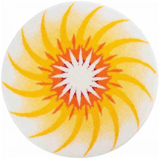 Dywan zpowłoką antypoślizgową Mandala DROGA ŚWIATŁA