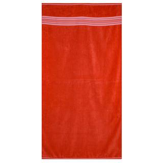 Plażowy ręcznik kąpielowy RED