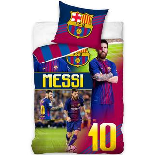 Pościel bawełniana FCB Messi 2018