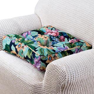 Podwyższona poduszka siedzisko pikowana