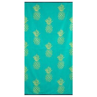 Plażowy ręcznik kąpielowy Ananas