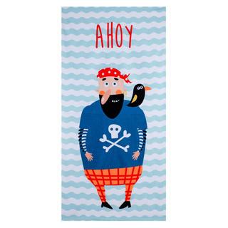 Dziecięcy ręcznik plażowy Pirat