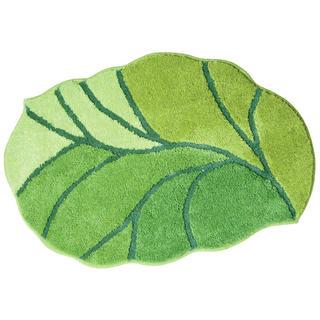 Dywanik łazienkowy AOSTA zielony