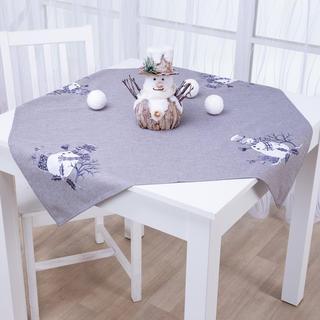 Nakładka na stół z nadrukiem BAŁWANKI  85 x 85 cm