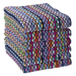 Komplet ręczników roboczych KOSTKA 50 x 90 cm 6 szt.