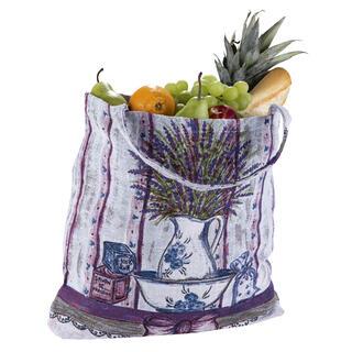 Tekstylna torba na zakupy LAWENDA
