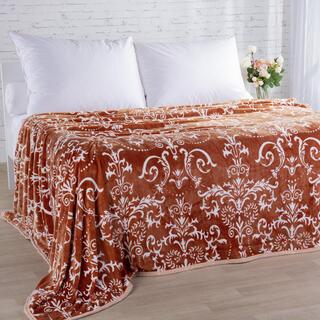 Narzuta na łóżko NUTTY 220 x 240 cm