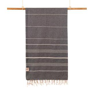 Ręcznik kąpielowy PESHTEMAL CLASSIC szary