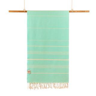 Ręcznik kąpielowy PESHTEMAL CLASSIC mentolowy
