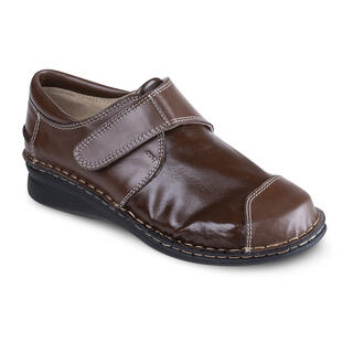 Damskie obuwie z elastycznym podbiciem