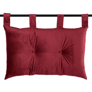 Zawieszana poduszka DANAÉ BORDEAUX 70 x 45 cm