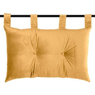 Zawieszana poduszka DANAÉ MOUTARDE 70 x 45 cm